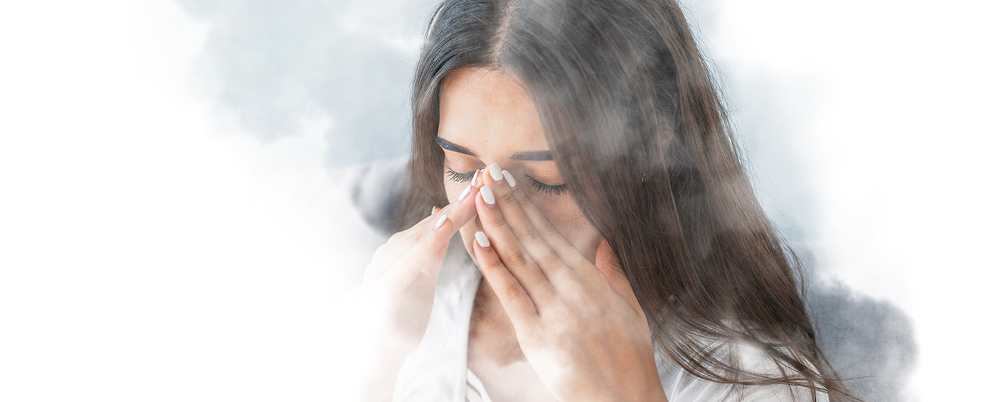 Soothing Sore Sinuses article banner