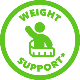 green weight support icon