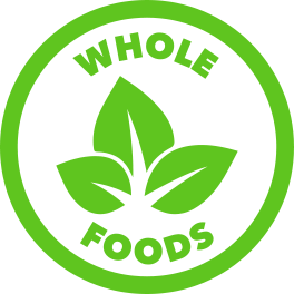 green whole foods icon