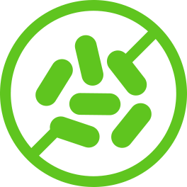 green yeast-free icon