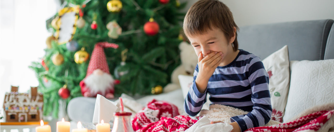 Put Your Allergies to Rest this Holiday Season article banner