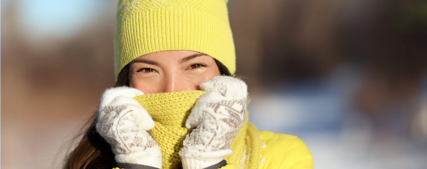 How to Enjoy Cold Weather When You have Asthma article banner