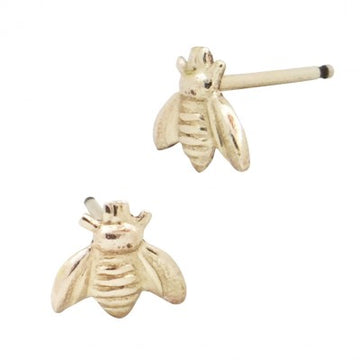 Bumble Bee Studs