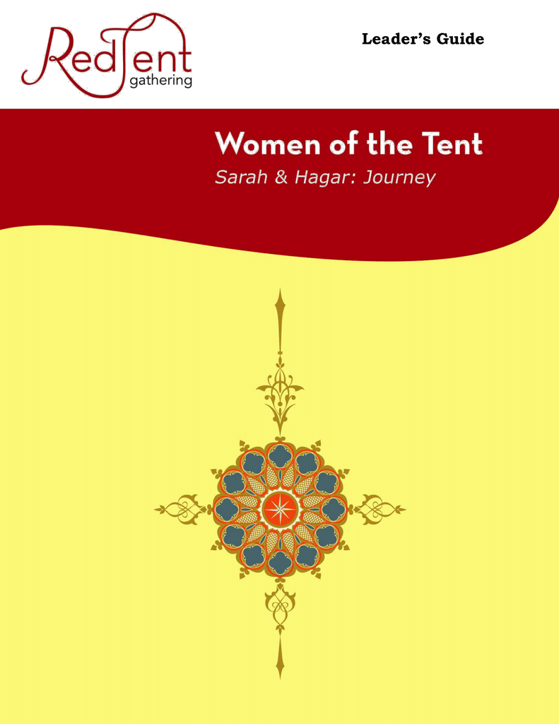 Session 2 - Sarah & Hagar: Journey