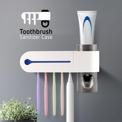 toothbrush sanitizer sterilizer case disinfect