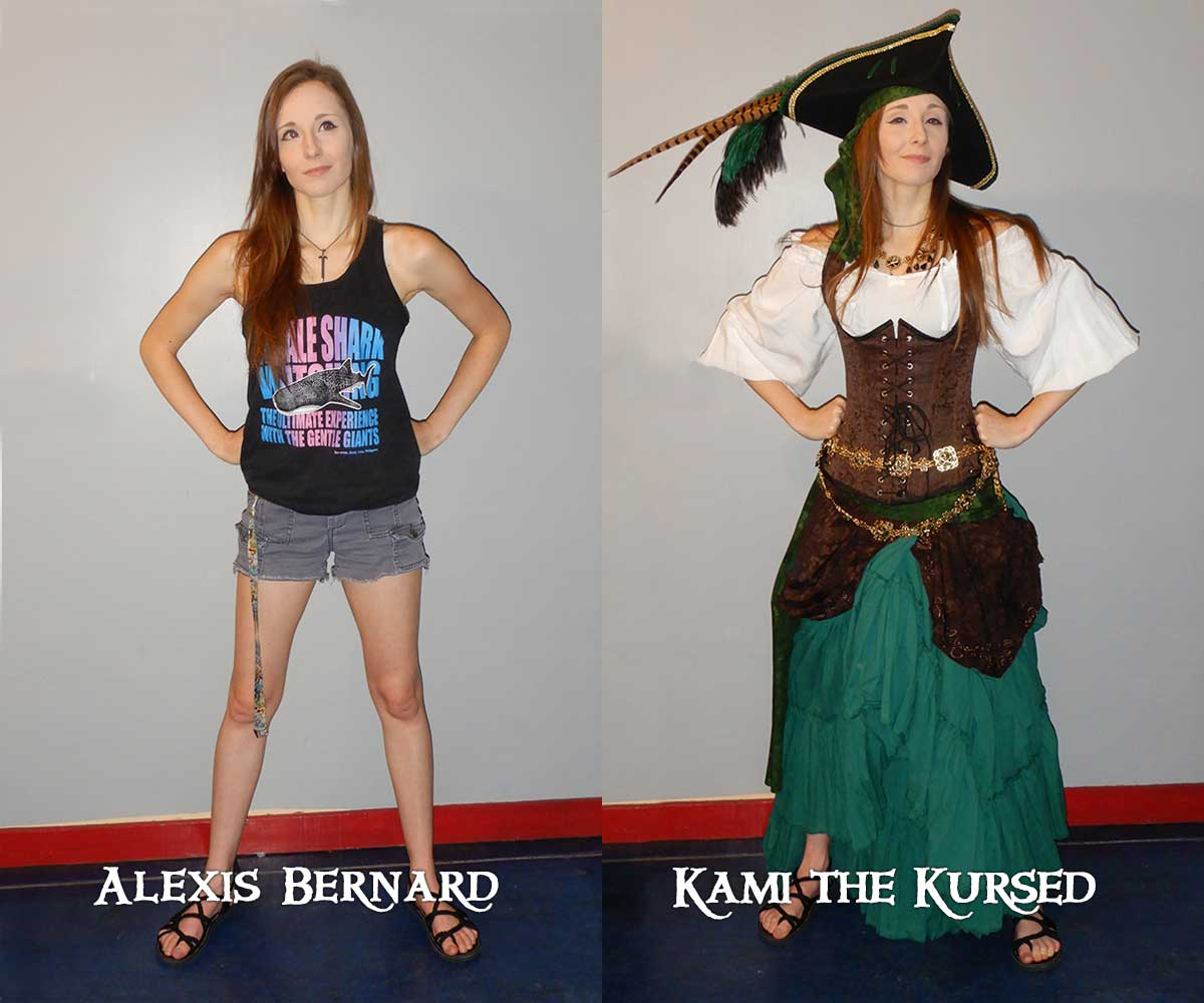 Pirate Fashions - Authentic Clothing, Costumes N' Weapons