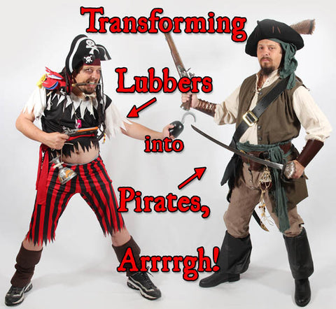 ... about the middle three types (with the Real Pirate Look being my true love) fer those adventure soul who wish to be part of the brotherhood arrrrgh!  sc 1 st  Pirate Fashions & Article 1: 6 Types of Pirate Costumes u2013 Pirate Fashions