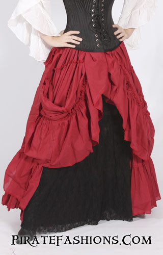 Lady's Pirate Skirt