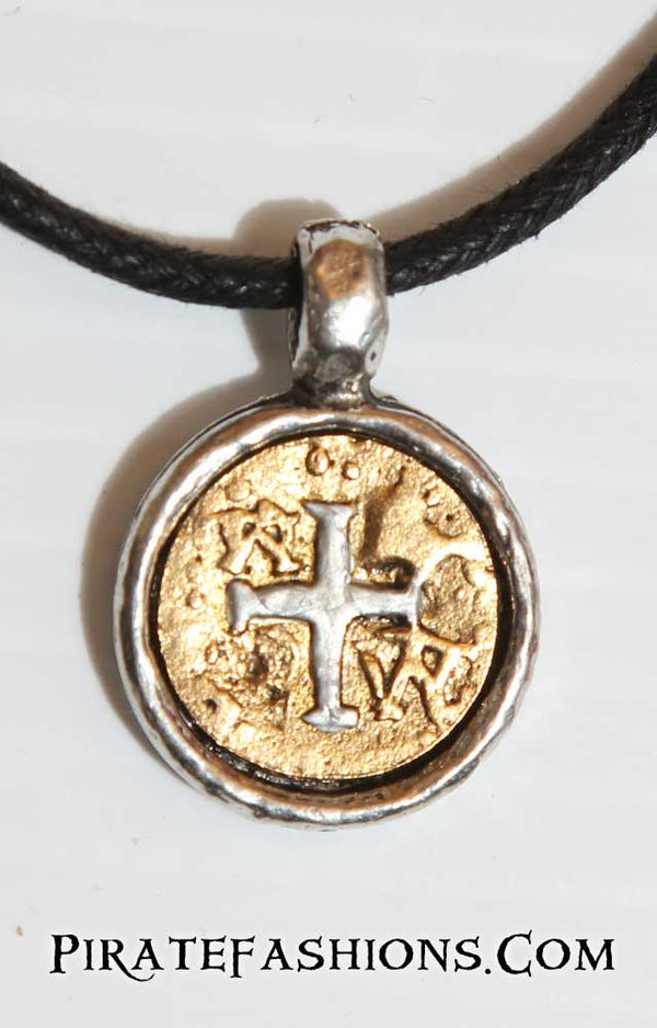 Doce Reale Coin Necklace