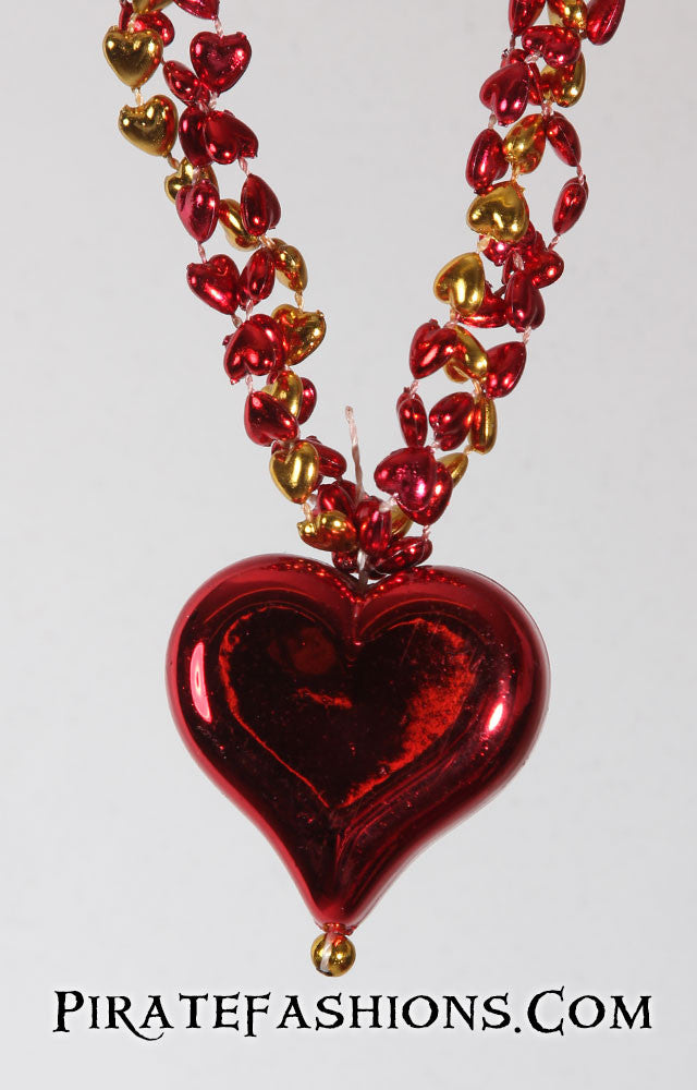 Triple Twisted Heart Specialty Bead
