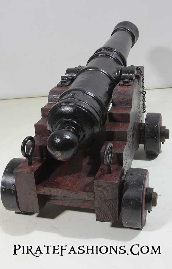 3 Pounder Naval Cannon (Black Powder)
