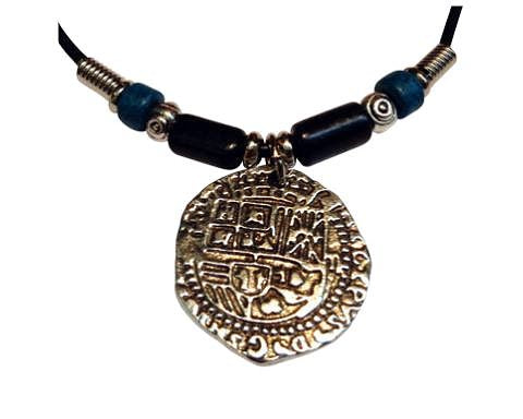 Replica Coin Necklace