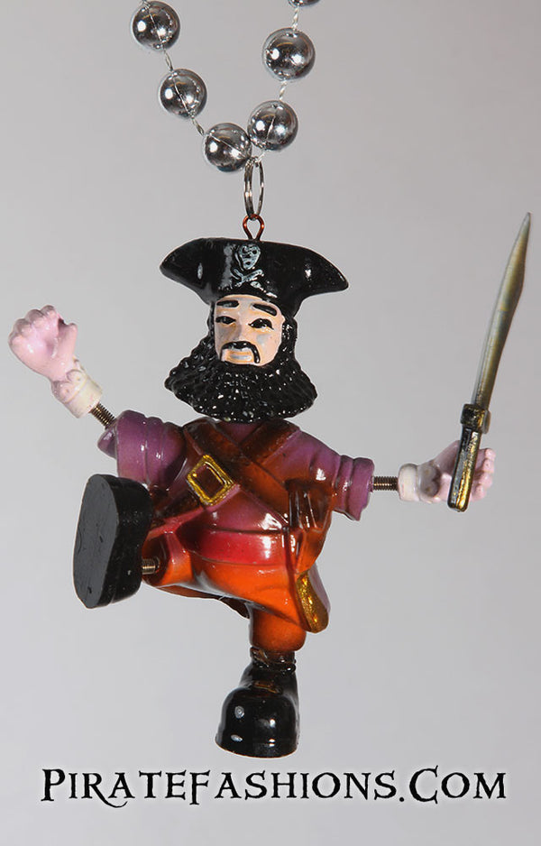 Bobble Pirate Specialty Bead