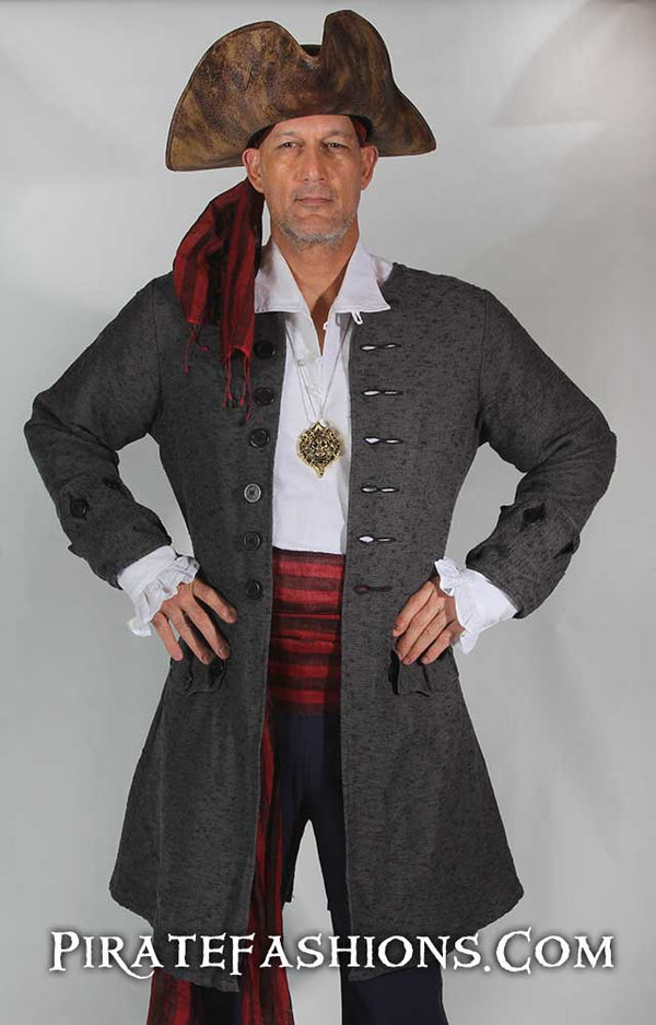 Jack Pirate Coat