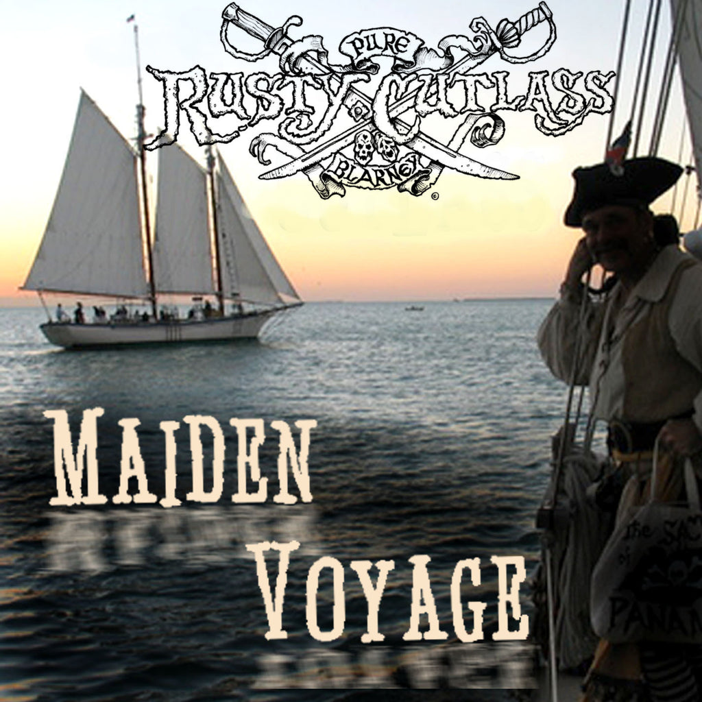 Maiden Voyage by Rusty Cutlass