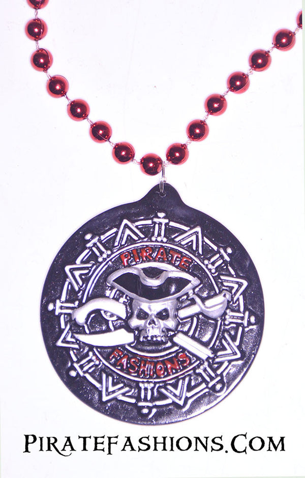 Pirate Fashions Coin Specialty Bead