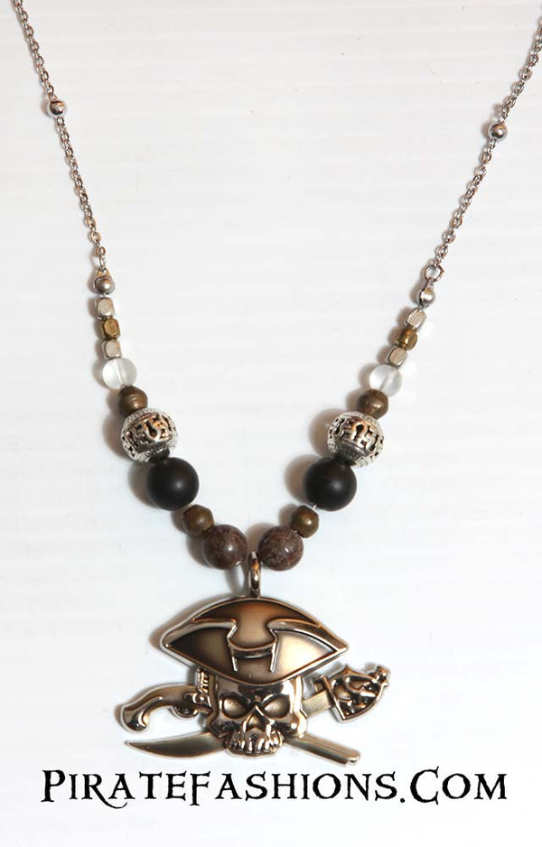 Pirate Fashions Necklace