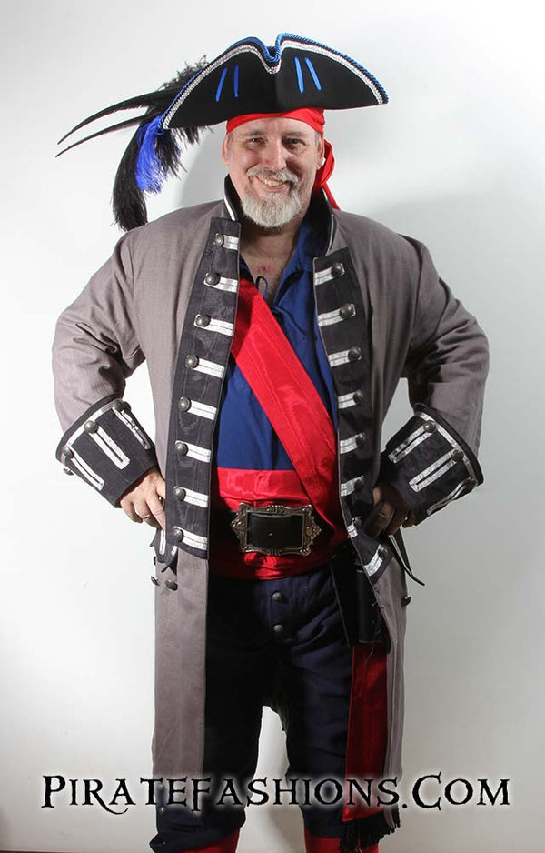 Patriot Pirate Coat