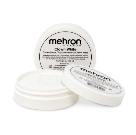 Harlet White Cream by Mehron