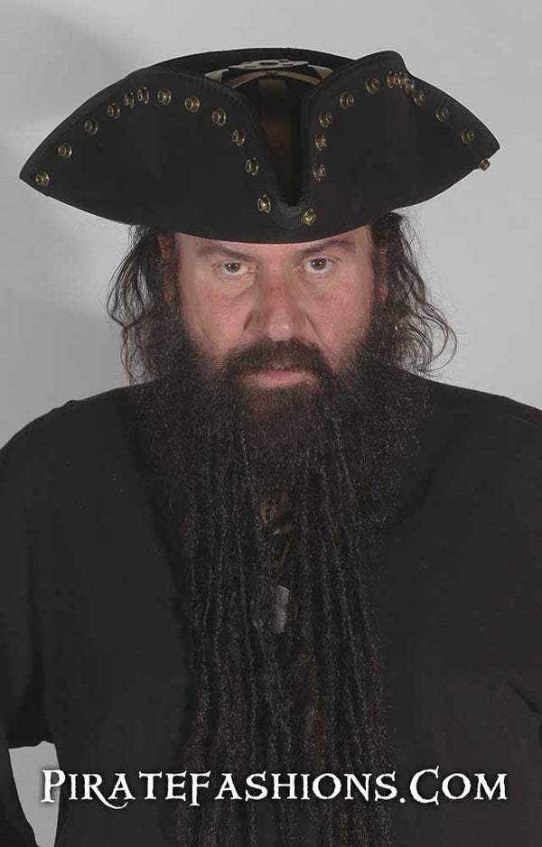 Blackbeard Pirate Hat