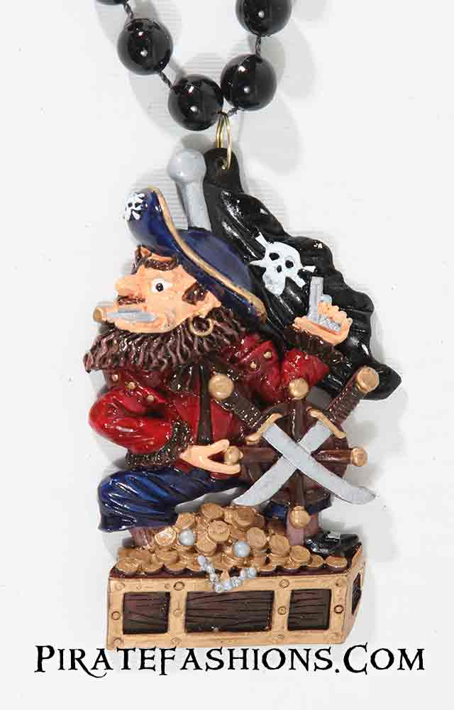 Pirate Bounty Specialty Bead