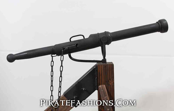 Breech Loading Swivel Gun (Black Powder)