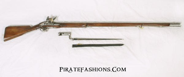 first model brown bess flintlock musket