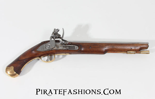 Early Model British Sea Service Pistol (Black Powder)