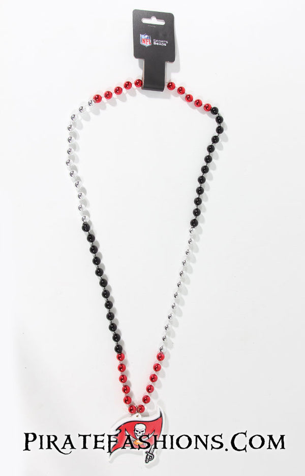 Tampa Bucs Specialty Bead