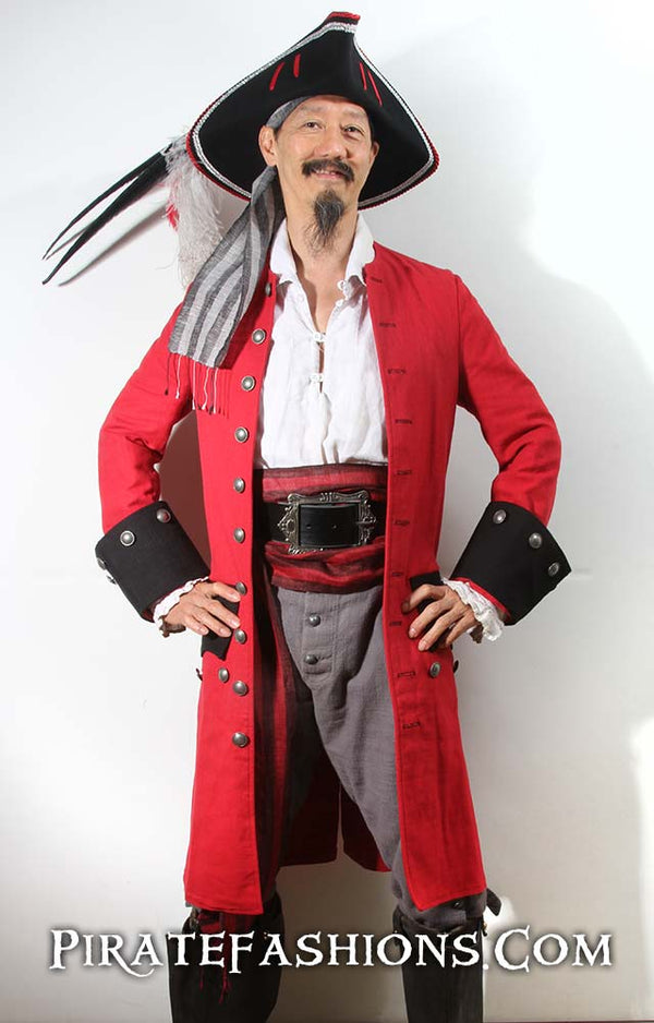 Buccaneer Pirate Coat