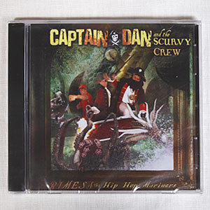 Rimes of the Hip Hop Marines by Captain Dan & The Scurvy Crew