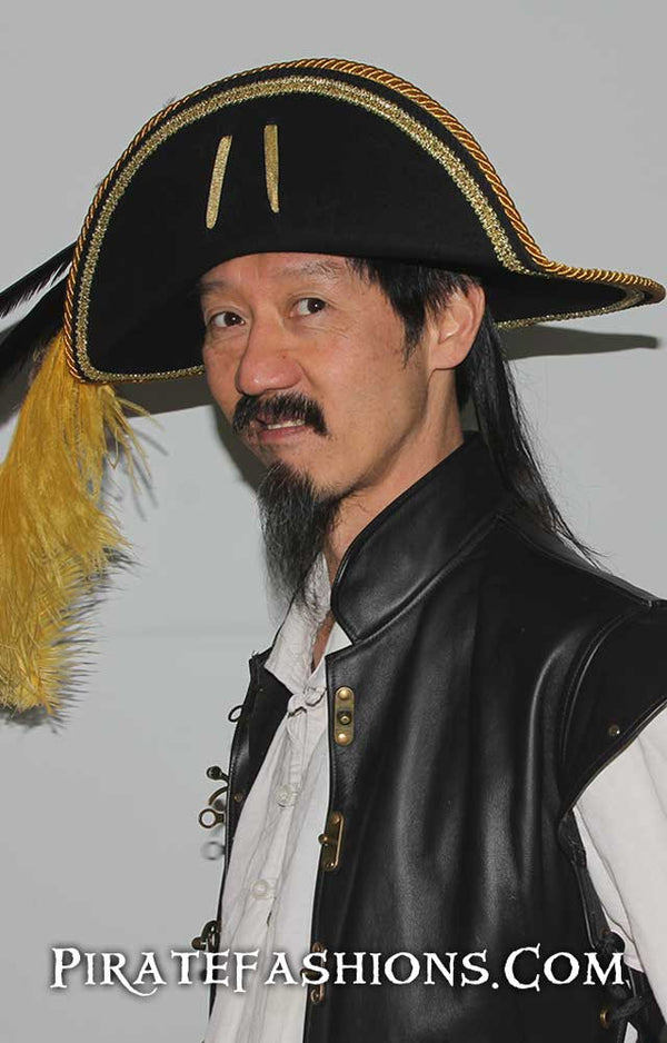 Crow's Nest Pirate Hat