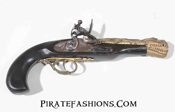 Dragon Head Pistol (Black Powder)