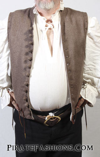Boucaneer Doublet – Pirate Fashions