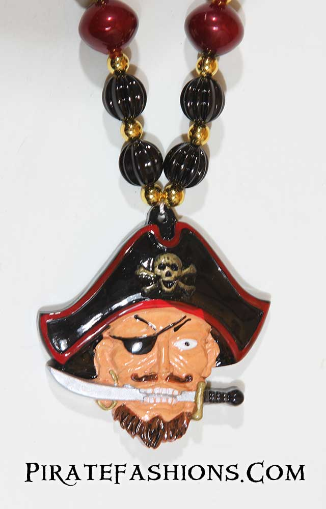 Fierce Pirate Specialty Bead