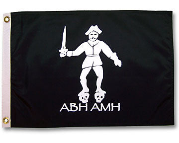 black bart ABH AMH flag