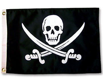 Jack Rackham (Calico Jack) Pirate Flag