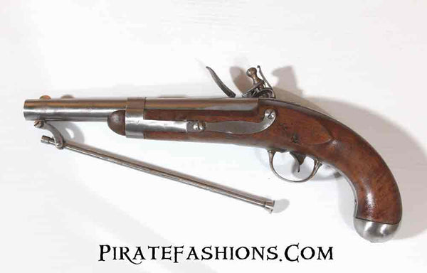 Sea Dog Flintlock Pistol (Black Powder)