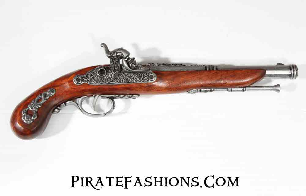 French Percussion Pistol (Non-Firing Replica)