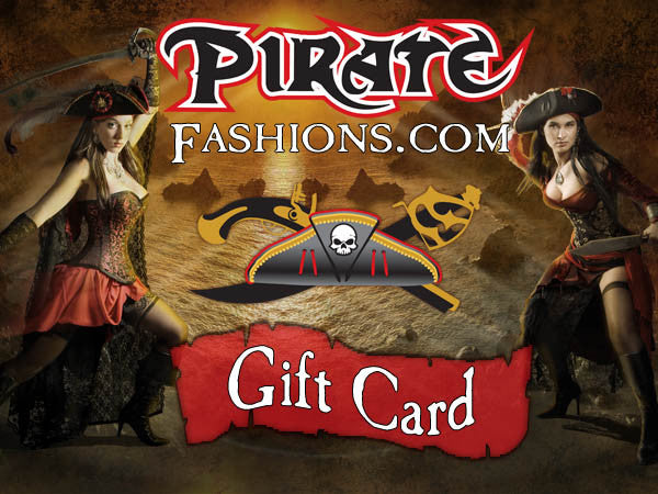 pirate fashions gift card