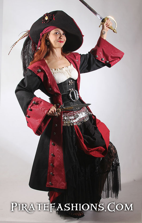 Godiva Pirate Coat