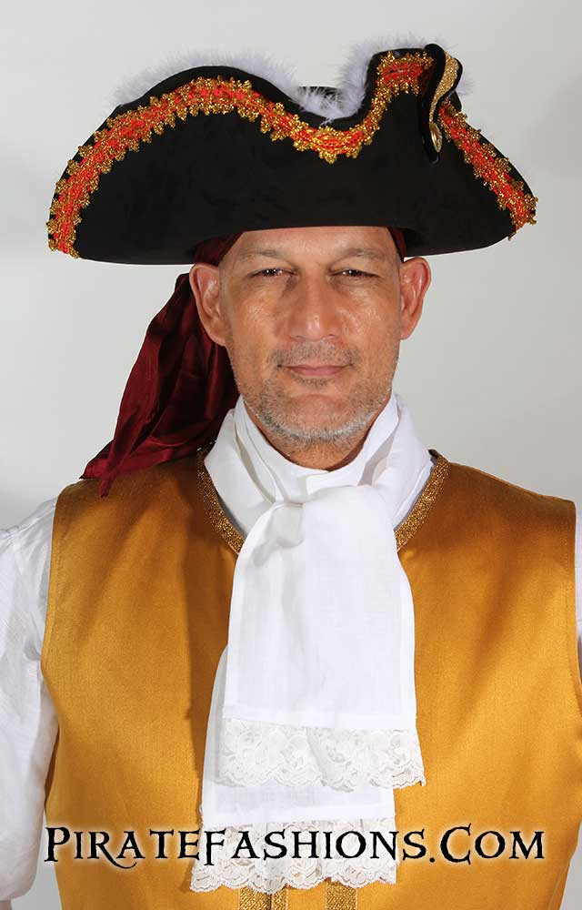 Gov'nah Pirate Hat