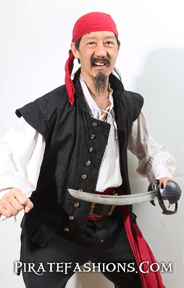Elizabethan Sea Dogs Outfit – Pirate Fashions