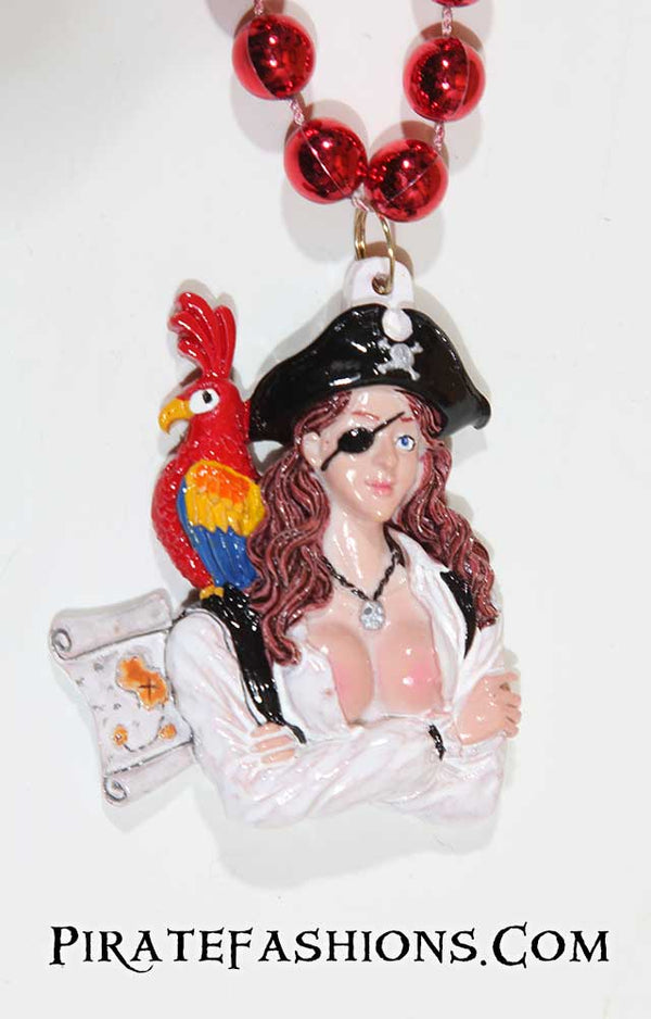 Sexy Lady Pirate Specialty Bead