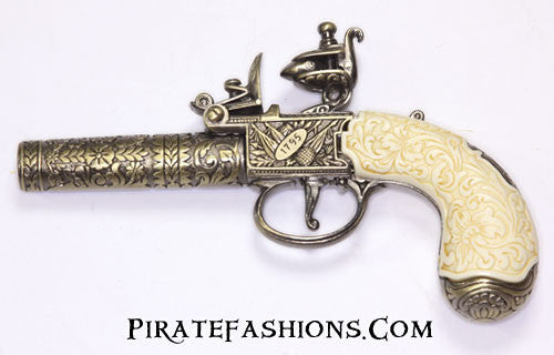 Ladies Flintlock Pistol (Non-Firing Replica)