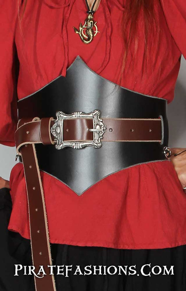 Leather Waist Cincher