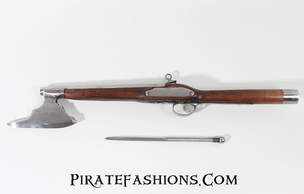 Miquelet Axe Pistol (Black Powder)