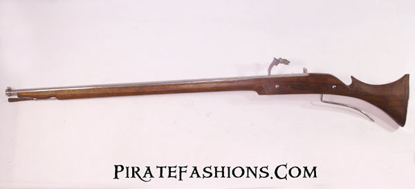 Matchlock Musket (Black Powder)