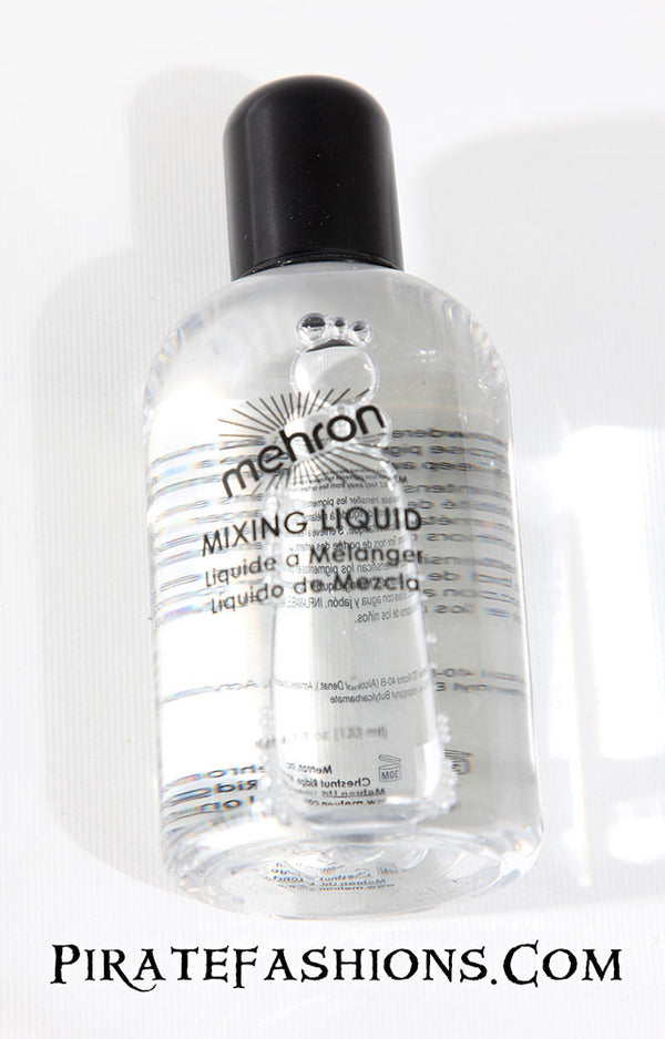 Pirate Make Up Mixing Liquid by Mehron