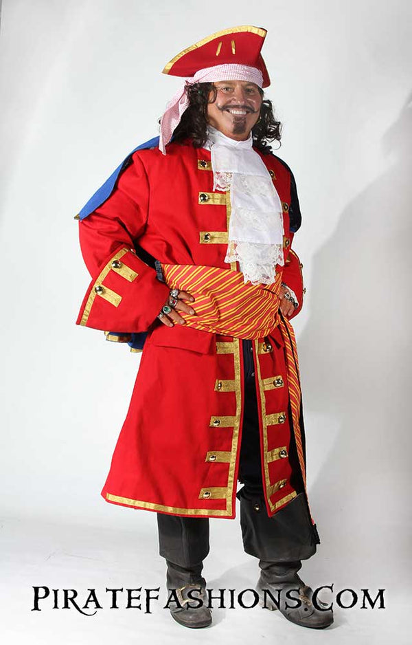 Captain Morgan Frock Coat